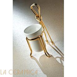 Cтакан для зубных щёток Etrusca Nodo 1856/55/CER