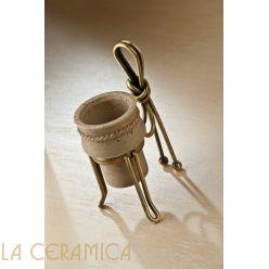 Cтакан для зубных щёток Etrusca Nodo 1856/63/TRA