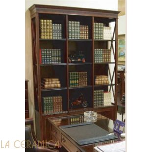 Шкаф для книг BMOVEL Трехсекционный