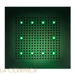 Верхний душ Bossini Dream - CUBE LIGHTS CROMOTHERAPY H37456
