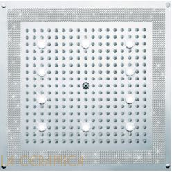 Верхний душ Bossini Dream - CUBE LIGHTS H37453CRSW