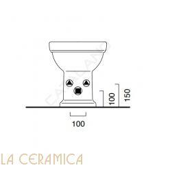 Биде Catalano Canova Royal 1BICV00