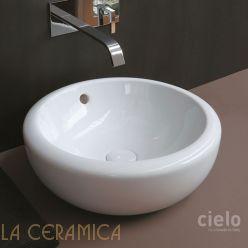 Умывальник Cielo Fluid FLLA45