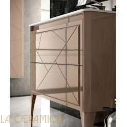 Комплект мебели для ванной Eurodesign Paris 1