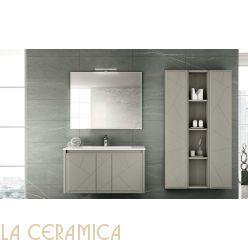 Комплект мебели для ванной Eurodesign Paris 4