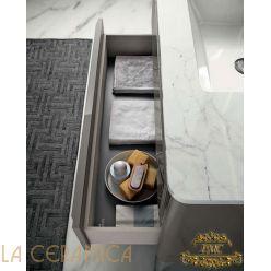 Комплект мебели для ванной Eurodesign Paris 5