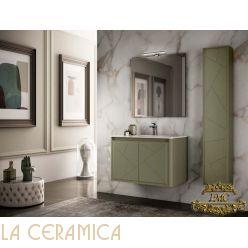 Комплект мебели для ванной Eurodesign Paris 6