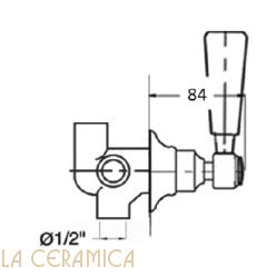 Вентиль GAIA Julia RN8366