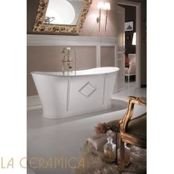 Ванна чугунная GAIA Chateau