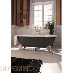 Ванна чугунная GAIA Dual (лакированная по RAL)