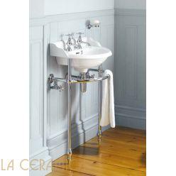 Раковина с консолью и полотенцесушителем CLOACKROOM Gentry Home Victorian