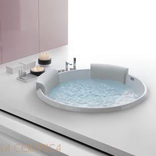 Ванна встроенная HAFRO GEROMIN Bolla (круглая)