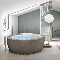 Ванна Built-in/Free-standing HAFRO GEROMIN Bolla Infinity (круглая)