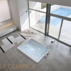 Ванна встроенная HAFRO GEROMIN Bolla R (прямоугольная)