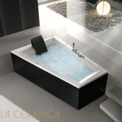 Ванна отдельностоящая HAFRO GEROMIN Era Plus (прямоугольная) 180x120/70