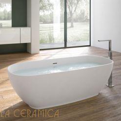Ванна отдельностоящая HAFRO GEROMIN Move Tecnoril (овальная)