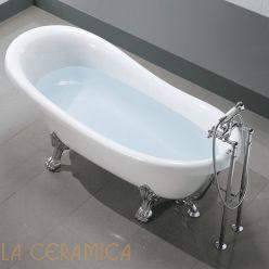 Ванна отдельностоящая HAFRO GEROMIN Old Time (овальная)