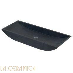Умывальник каменный IMSO Arco Basalto Nero