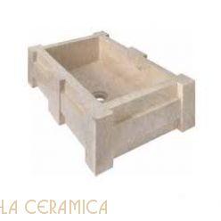 Умывальник каменный IMSO Cassetta