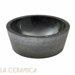 Умывальник каменный IMSO Cilindro nero