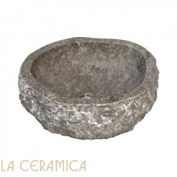 Умывальник каменный IMSO Astratto fume