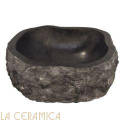 Умывальник каменный IMSO Astratto nero