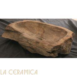 Умывальник из окаменелого дерева IMSO Fossil