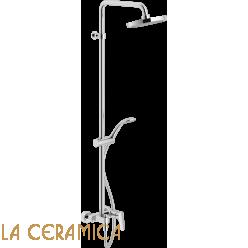 Душевой гарнитур со смесителем Nobili BLUES BS101130/30CR