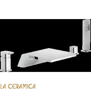Комплект на бортик ванны WEBK110/9LPCR