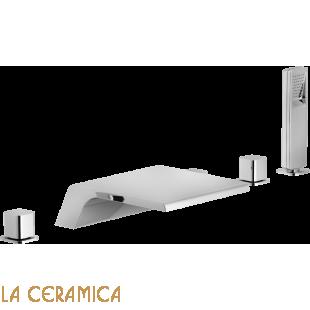 Комплект на бортик ванны WEBK204/LPCR