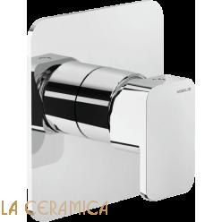 Встроенный смеситель для душа TekNobili LOOP LP90108CR