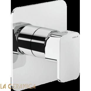 Встроенный смеситель для душа LP90108CR