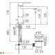 Смеситель для раковины LP90118/1CR