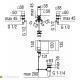 Смеситель для раковины LPC90211/1CR