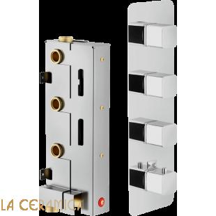 Встроенный смеситель для душа WE00104, LP90104CR