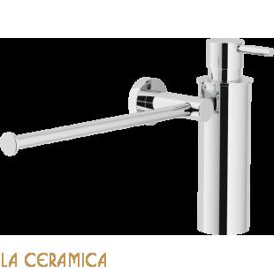 Полотенцедержатель с дозатором мыла ACPL20/SSCR