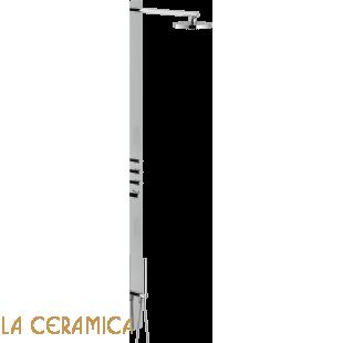 Душевой гарнитур со смесителем WE72200/10CR