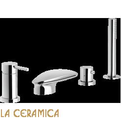Комплект на бортик ванны TekNobili PLUS WEBK110/9TCR
