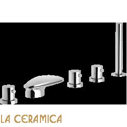 Комплект на бортик ванны TekNobili PLUS WEBK204/TCR