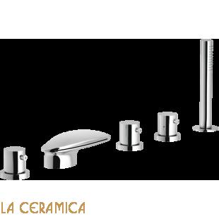 Комплект на бортик ванны WEBK204/TCR