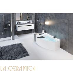 Ванна отдельностоящая Novellini Divina O 116594