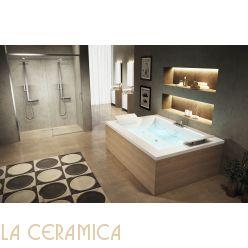Ванна отдельностоящая Novellini Sense Dual 190142