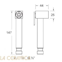 Душик гигиенический Nuova Osmo DS009