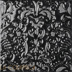 Керамическая плитка Elios Ceramica Capri 0751588 (15*15) Nero Classic