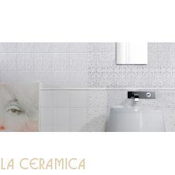 Керамическая плитка Elios Ceramica Capri 0751502 (15*15) Bianco Linee