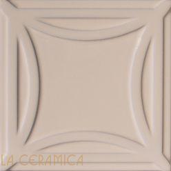 Керамическая плитка Decoratori Bassanesi AGATHA (15*15) Ivory