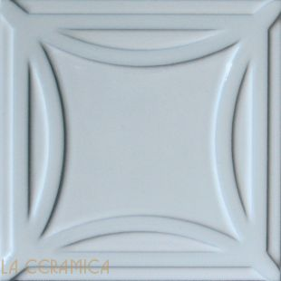 Керамическая плитка Decoratori Bassanesi AGATHA (15*15) Light Blue