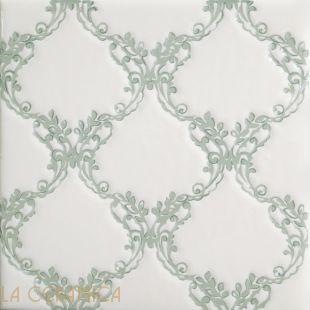 Керамическая плитка Decoratori Bassanesi ATELIER (15*15) Green Tea