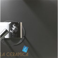 Керамогранит Lea Ceramiche Absolute LSAAB10 (100*300) Total Black Sat