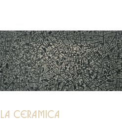 Керамогранит Lea Ceramiche City LG9CY00 (30*60) Moscova Antracite 3D Nat